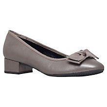 Buy Carvela Comfort Aggie Block Heeled Ballerina Pumps Online at johnlewis.com