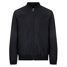 Buy Kin by John Lewis Bomber Jacket, Dark Navy Online at johnlewis.com