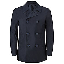 Buy Kin by John Lewis Peacoat, Navy Online at johnlewis.com