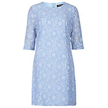 Buy Sugarhill Boutique Lottie Lace Dress, Blue Online at johnlewis.com
