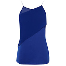 Buy Coast Lorellai Camisole, Cobalt Blue Online at johnlewis.com