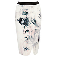 Buy Coast Tritin Skirt, Multi Online at johnlewis.com