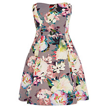 Buy Coast Shayla Print Dress, Multi Pink Online at johnlewis.com