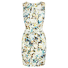 Buy Coast Saskia Print Dress, Multi Online at johnlewis.com