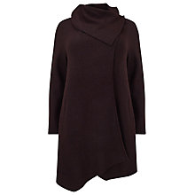 Buy Studio 8 Wendy Bellona Coat, Oxblood Online at johnlewis.com