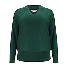 Buy Studio 8 Bella Blouson Jumper, Pine Online at johnlewis.com