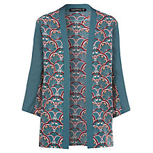 Buy Sugarhill Boutique Deco Bird Kimono, Green Online at johnlewis.com