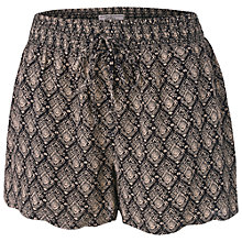 Buy Fat Face Ethnic Print Shorts, Phantom Online at johnlewis.com