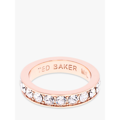 Ted Baker Claudie Crystal Ring