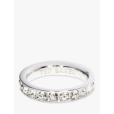 Ted Baker Claudie Crystal Ring