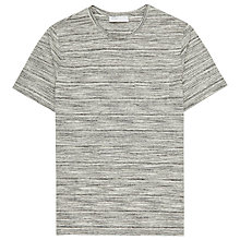 Buy Reiss Michigan T-Shirt, Grey Online at johnlewis.com