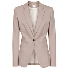 Buy Reiss Valina Tailored Jacket, Pink Online at johnlewis.com