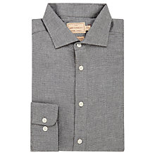 Buy JOHN LEWIS & Co. Airlie Micro Puppytooth Shirt, Grey Online at johnlewis.com