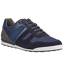 Buy BOSS Orange Akeen Trainers Online at johnlewis.com
