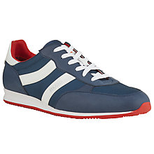 Buy BOSS Orange Orleen Trainers Online at johnlewis.com