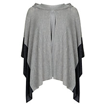 Buy Fenn Wright Manson Iris Poncho, Grey Mix Online at johnlewis.com