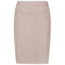 Buy Reiss Valina Tailored Pencil Skirt, Pink Online at johnlewis.com