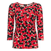 Buy Phase Eight Kata Spot Top, Multi Online at johnlewis.com