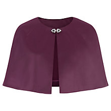 Buy Kaliko Satin Cape Online at johnlewis.com