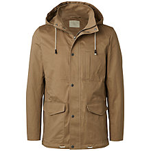 Buy Selected Homme Stanford Jacket, Taupe Online at johnlewis.com