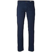 Buy Selected Homme Three Paris Stretch Chinos Online at johnlewis.com
