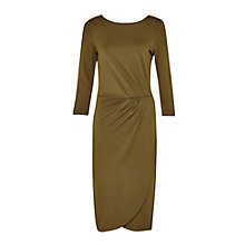 Buy French Connection Northern Jersey 3/4 Length Sleeve Dress Online at johnlewis.com