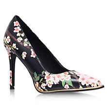 Buy KG by Kurt Geiger Beauty Toe Point Stiletto Court Shoes Online at johnlewis.com