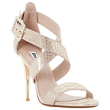 Buy Dune Melisa Stiletto Sandals Online at johnlewis.com