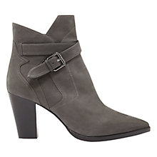 Buy Mint Velvet Lulu Cross Strap Ankle Boots Online at johnlewis.com