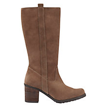 Buy Mint Velvet Tina Suede Knee Boots Online at johnlewis.com