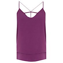 Buy Oasis Double Layer Cami Top Online at johnlewis.com