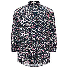 Buy Studio 8 Elodie Spot Blouse, Multi Online at johnlewis.com