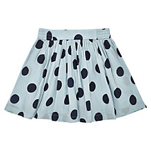 Buy Jigsaw Junior Girls' Spot Skirt Online at johnlewis.com