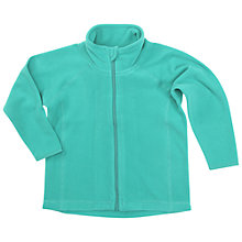 Buy Polarn O. Pyret Baby's Zipped Fleece Online at johnlewis.com