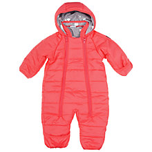 Buy Polarn O. Pyret Baby's Quilted Snowsuit Online at johnlewis.com