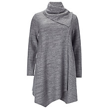 Buy Studio 8 Wendy Bellona Coat, Silver Online at johnlewis.com
