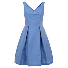 Buy Coast Giuglia Petite Dress, Cornflower Online at johnlewis.com