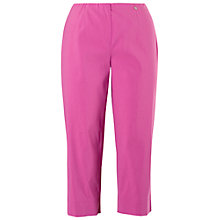 Buy Chesca Stretch Capri Trousers Online at johnlewis.com