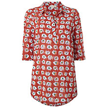 Buy White Stuff Scatter Tunic, Rustic Jam Online at johnlewis.com
