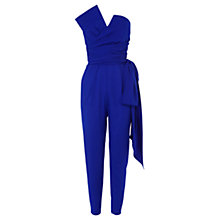 Buy Coast Prue Jumpsuit, Cobalt Blue Online at johnlewis.com