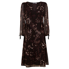 Buy Mint Velvet Alisa Print Midi Dress, Multi Online at johnlewis.com
