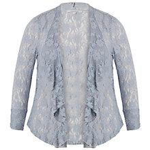 Buy Chesca Stretch Lace Bead Shrug Online at johnlewis.com