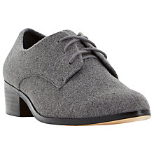 Buy Dune Loris Pointed Brogues Online at johnlewis.com