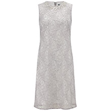Buy Adrianna Papell Embellished Shift Dress Online at johnlewis.com