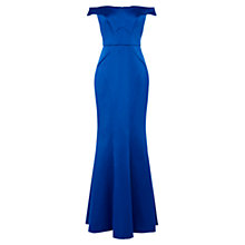 Buy Coast Sapphire Maxi Dress, Blue Online at johnlewis.com