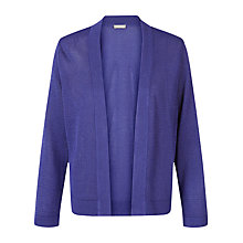 Buy Planet Mid Bolero Jacket, Purple Online at johnlewis.com