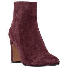 Buy Dune Black Ophira Block Heeled Ankle Boots Online at johnlewis.com