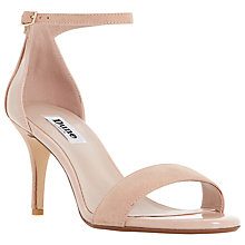 Buy Dune Mariee Two Part Strap Sandals Online at johnlewis.com