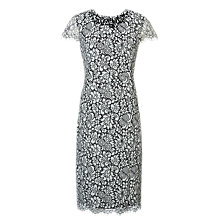 Buy Planet Lace Dress, Light Neutral Online at johnlewis.com