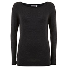 Buy Mint Velvet Sheer Skinny Knit Jumper Online at johnlewis.com